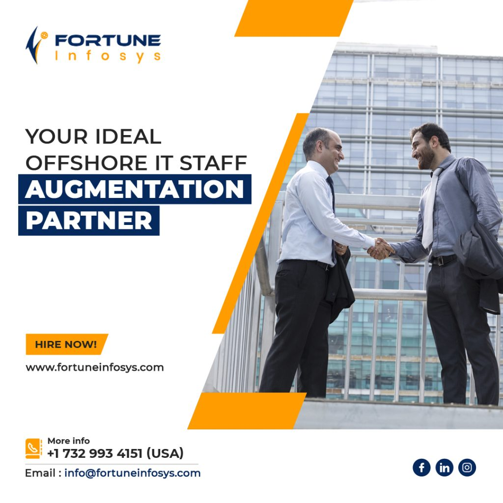 Fortune Infosys - Your Trustable Partner